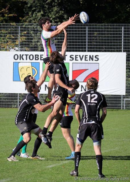 Oktoberfest des Münchner Rugby und Football Clubs MRFC
