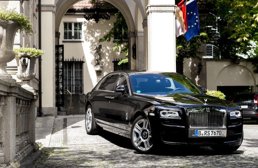 Rolls-Royce - Schlosshotel Im Grunewald
