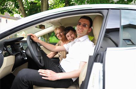 Generationsübergreifend Interessen und Fahrten teilen mit RumBrum