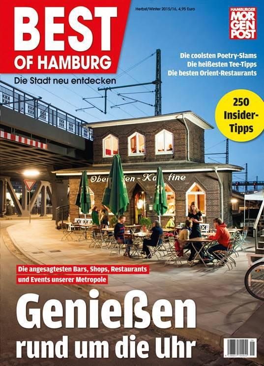 Titelbild Best of Hamburg