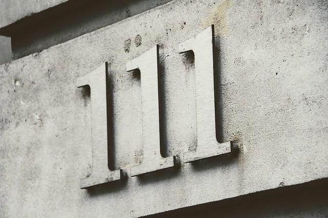 Fehlende Hausnummern