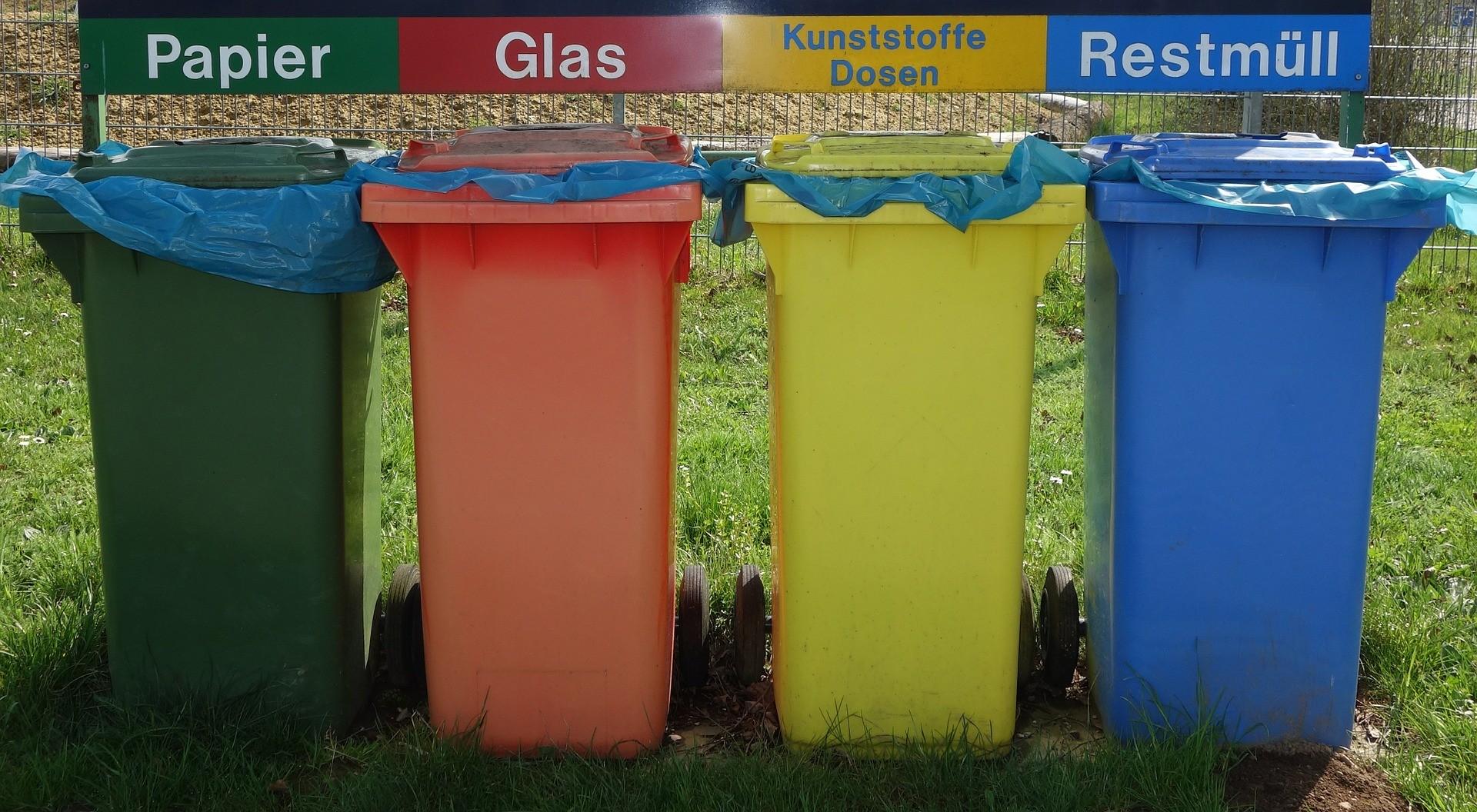 Müll vermeiden. Jetzt beginnen!